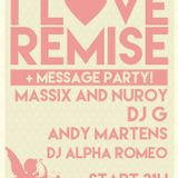 I love Remise