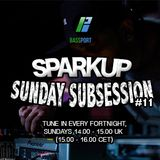 Sparkup Sunday Subsession #11 on Bassport.fm 19-04-15