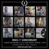 2017.07: WNCL ALL STARS (1st ANNIVERSARY) / West Norwood Cassette Library (Balamii Radio)
