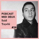 Podcast #28 - Said Tayebi - Menina Brasileira