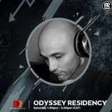 The Odyssey Residency (Drums Radio) August 2019