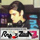 Josua - Zona3 con Sonia Briz (Radio3)