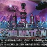 DJ Zinc B2B DJ Pascal One Nation 'The 7th Birthday Celebration' 4th Nov 2000
