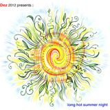 Long Hot Summer Night (Mix Tape - 2012)