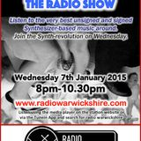 THE JOHNNY NORMAL RADIO SHOW - 7TH JANUARY 2015 - RADIO WARWICKSHIRE