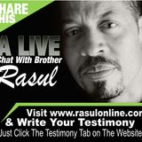 A Chat With Brother Rasul March 15 2015 A Q&A Session with our brother