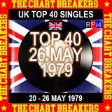 UK TOP 40 : 20 - 26 MAY 1979 - THE CHART BREAKERS