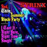 THE RED, WHITE, & BREW SUMMER BLOCK PARTY