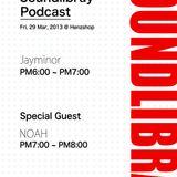 "Soundlibrary Podcast Special Guest ""Dj NOAH"""