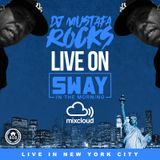 Dj MUSTAFA ROCKS LIVE ON SWAY IN THE MORNING SHADE 45