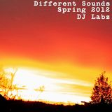 Different Sounds Mini-Mix Spring 2012