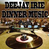 Dinner Music (Pt 2) 45's Set