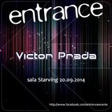 Victor Prada - live at Entrance 020, Madrid (20-09-2014)