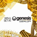 Genesis 7th Birthday DJ Competition