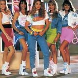 '80s ladies