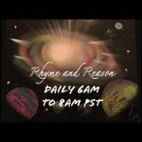 """Rhyme and Reason"" Playlist Episode 0003"