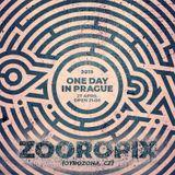 Zooropix @ Ozora - One Day In Prague - Cross Club - 27.04.2019