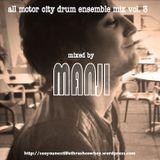 All Motor City Drum Ensemble mix vol 3