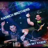 KASNICH BROTHERS - LIVE @ WOODLAND PRISTAVA 2015