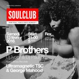 P. Brothers special mix for Toulouse Soul Club