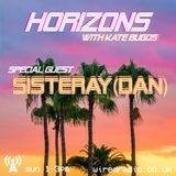 HORIZONS with Kate Bugos and Dan from Sisteray- 17th November 2019