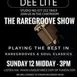 Dee Lite's Rare Groove Show Sun 10th Feb 2019 on uniquevibez.com - your #1 internet radio station