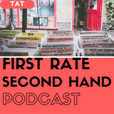 First Rate Second Hand with Guest The Vinyl Librarian