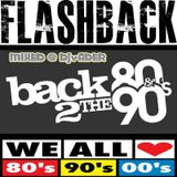 Retro Indie House Flashback 80s & 90s (Mixed @ DJVADER) ...  120 Minutes Nonstop Mix !!!