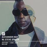 Alexander Nut, Steve Spacek & Byron The Aquarius - 29th May 2016