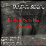 DJ Randy Bettis presents: Live @ Sleazeball  (Disk 1)