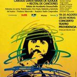 Quilapayún: 20 de Agosto de 2005. Teatro Providencia. Chile