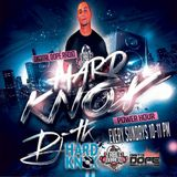 "DIGITAL DOPE RADIO ""HARDKNOX POWER HOUR"" WITH DJ TK JULY 12TH"