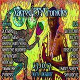 DJ KuZen - Record from Sacred PSYCronicles (2017.10.27)