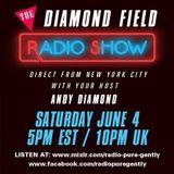 Radio Pure Gently - The Diamond Field Radio Show -04-06-2016