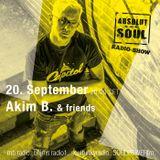 Absolut Soul Show /// 20.09.17 on SOULPOWERfm