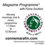 Connemara Community Radio - 'Magazine Programme' with Fiona Scullion - 5march2018