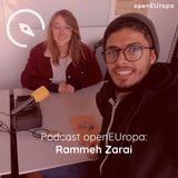 Podcast openEUropa #7: Rammeh Zarai