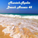 Munich-Radio  (Christian Brebeck)  Beach Access 45  (25.04.2014)