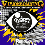 Break Mission x Just Jam presents B-Side Festival Psykhomantus VisionBombing Mix