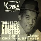 Global Beatbox 135 Tribute to Prince Buster Part 1