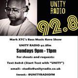 Mark XTC 4Hr Marathon Part 1 (2 hours) Unity Radio 19_4_2015