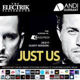 Electrik Playground 25/2/17 inc Just Us Guest Session