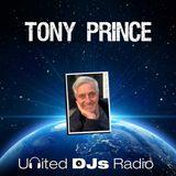 TONY PRINCE - Monday 20th January 2020