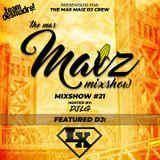 Mas Maiz Mixshow (#21) Ft DJ LX