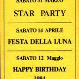 Cosmic - DJ Daniele Baldelli & Tbc - C 114, 1984