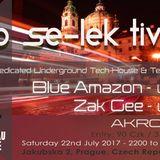 Blue Amazon Live @ b - Se-Lek tive Prague