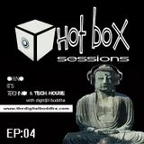 Hot Box Sessions EP4 (Oh no it's Techno) - digit@l buddha