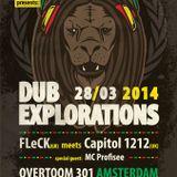 FLeCK - Dub Explorations Promo Mix  - True Soldiers Productions