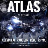Paul Eun Live - Shanghai Trance Family Pres. ATLAS @ Amber Lounge, Shanghai, China on July 1, 2017