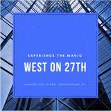 WEST ON 27TH presents WONDERLAND live @ magic phangan studio thailand